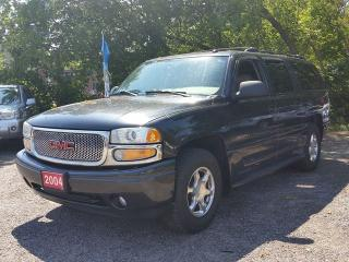 Used 2004 GMC Yukon Denali,,certified for sale in Oshawa, ON