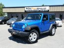 Used 2014 Jeep Wrangler Sport 4X4 for sale in Gloucester, ON