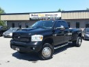 Used 2009 Dodge Ram 3500 SPORT QUAD CAB 4X4 DUALLY **CUMMINS DIESEL** for sale in Gloucester, ON