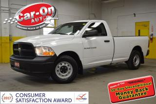 Used 2012 Dodge Ram 1500 ST 4x2 Regular Cab 140 in. WB 8 FT BOX for sale in Ottawa, ON