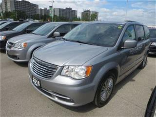 Used 2015 Chrysler Town & Country Touring - Leather  Pwr Doors  Remote Start for sale in London, ON