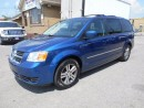 Used 2010 Dodge Grand Caravan SXT 3.3L V6 DVD StoNGO Certified 179,000Kms for sale in Etobicoke, ON