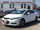 Used 2013 Honda Civic LX - Heated Seat - Bluetooth for sale in Mississauga, ON