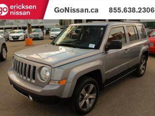 Used 2016 Jeep Patriot High Altitude Ed. for sale in Edmonton, AB