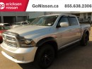 Used 2014 Dodge Ram 1500 Sport, Crew, Hemi, Level Kit, Loaded for sale in Edmonton, AB