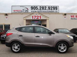 Used 2011 Hyundai Tucson Alloys, WE APPROVE ALL CREDIT for sale in Mississauga, ON