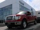 Used 2011 Ford F-150 Low KM Lariat with Ecoboost for sale in Edmonton, AB