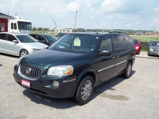 Used 2005 Buick Terraza CXL for sale in Orillia, ON