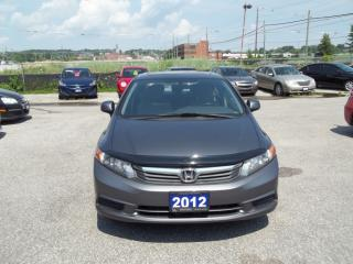 Used 2012 Honda Civic 4x4 Touring for sale in Orillia, ON