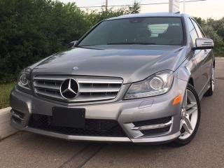 Used 2012 Mercedes-Benz C-Class C 300 AMG Apearance Pkg! for sale in Brampton, ON