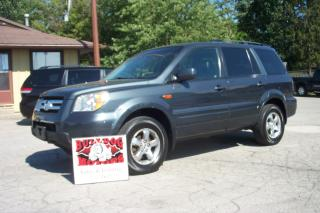 Used 2006 Honda Pilot EX-L for sale in Glencoe, ON