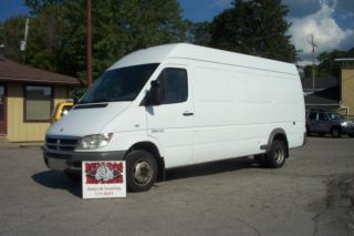 Used 2006 Dodge Sprinter for sale in Glencoe, ON