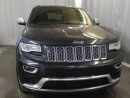 Used 2014 Jeep Grand Cherokee Summit 4x4 / DUAL PANE PANORAMIC SUNROOF / REAR BACK UP CAMERA / NAVIGATION for sale in Edmonton, AB