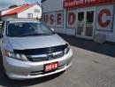 Used 2012 Honda Civic LX 4dr Sedan for sale in Brantford, ON