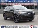 Used 2014 Ford Edge SEL MODEL, LEATHER & SUEDE, NAV, PANROOF, CAM for sale in North York, ON