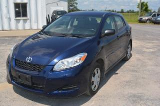 Used 2010 Toyota Matrix for sale in Russell, ON