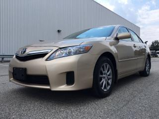 Used 2010 Toyota Camry Hybrid - LE Package for sale in Mississauga, ON