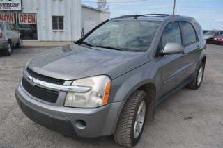 Used 2006 Chevrolet Equinox LX for sale in Russell, ON