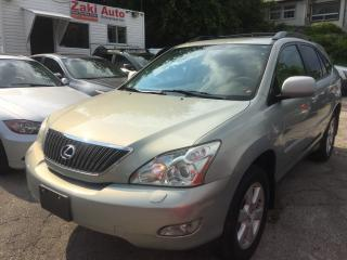 Used 2005 Lexus RX 330 2005 RX330 Safety And E-Test is included The Pric for sale in Scarborough, ON
