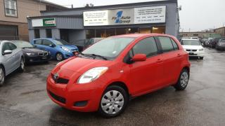 Used 2010 Toyota Yaris LE for sale in Etobicoke, ON