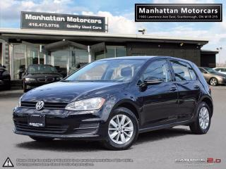 Used 2016 Volkswagen Golf 1.8 TSI |B.UP CAMERA|WARRANTY|ONLY 46,000KM for sale in Scarborough, ON
