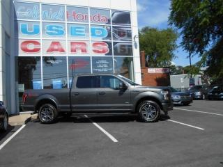 Used 2015 Ford F-150 Lariat 2.7LTR ECO BOOST, HEATED AND COOLED SEATS for sale in Halifax, NS