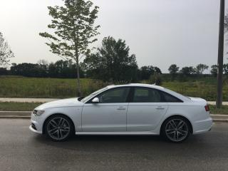 Used 2017 Audi A6 2.0T Technik Quattro for sale in York, ON