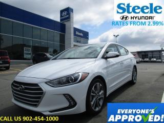 Used 2017 Hyundai Elantra GLS Sunroof Backup Camera Heated Wheel  (rates from 2.99%) for sale in Halifax, NS