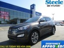 Used 2014 Hyundai Santa Fe SE 2.0T AWD Leather Sunroof backup camera for sale in Halifax, NS