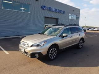 Used 2015 Subaru Outback 2.5i w/Limited & Tech Pkg for sale in Dieppe, NB