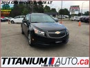 Used 2014 Chevrolet Cruze LT+Camera+Sunroof+Pioneer+BlueTooth+One Owner+1.4L for sale in London, ON