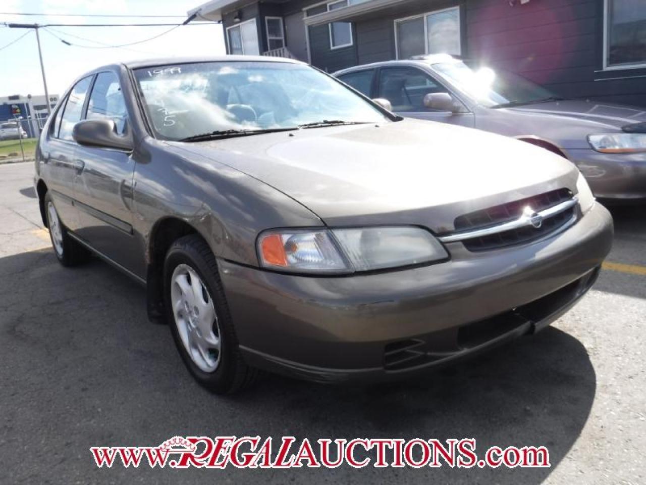 1999 Nissan ALTIMA  4D SEDAN