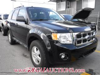 Used 2010 Ford ESCAPE XLT 4D UTILITY 4WD for sale in Calgary, AB