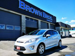 Used 2011 Ford Fiesta SES for sale in Surrey, BC