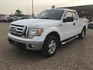 Used 2011 Ford F-150 XLT SUPERCAB 6.5-FT. for sale in Stettler, AB