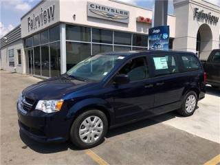 Used 2017 Dodge Grand Caravan Lease me 199+tax for sale in Burlington, ON