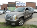 Used 2013 Cadillac Escalade PLATINUM PKG. for sale in North York, ON