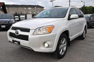 Used 2012 Toyota RAV4 Limited,Navi,Leather,Camera for sale in Aurora, ON