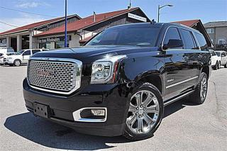 Used 2015 GMC Yukon DENALI, GM CERTIFIED !!! for sale in Aurora, ON