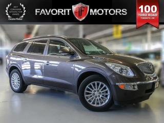 Used 2012 Buick Enclave CX | 7 PASSENGER | ALLOY | CRUISE CONTROL for sale in North York, ON