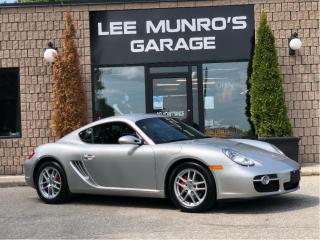 Used 2007 Porsche Cayman for sale in Paris, ON