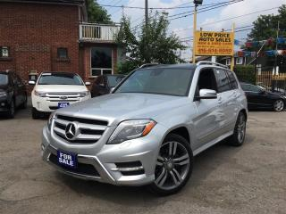 Used 2013 Mercedes-Benz GLK-Class 4MATIC*PanoramaRoof*AmbionLights&MBWarranty* for sale in York, ON