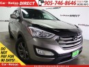 Used 2013 Hyundai Santa Fe Sport | LOW KM'S| HEATED SEATS| LOCAL TRADE| for sale in Burlington, ON