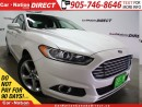 Used 2014 Ford Fusion SE| POWER SEATS| WE WANT YOUR TRADE| for sale in Burlington, ON