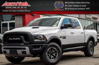 New 2017 Dodge Ram 1500 New Car Rebel|4X4|R-Start&Sec.Alrm,Lux.Pkgs|Sunroof|AirSusp.|Nav.|17