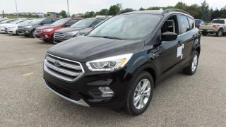 New 2017 Ford Escape SE, 4WD, Nav, FordPass for sale in Stratford, ON