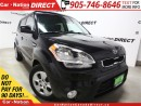 Used 2012 Kia Soul 1.6L| HEATED SEATS| ONE PRICE INTEGRITY| for sale in Burlington, ON