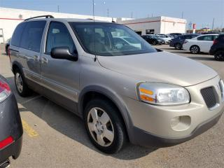 Used 2008 Pontiac Montana Sv6 FWD w/1SB for sale in Whitby, ON