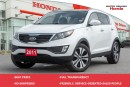 Used 2011 Kia Sportage EX AWD (AT) for sale in Whitby, ON
