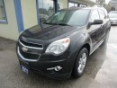 Used 2011 Chevrolet Equinox LOADED 2-LT EDITION 5 PASSENGER 2.4L - ECO-TEC.. LEATHER.. HEATED SEATS.. PIONEER AUDIO.. DUAL DVD PLAYER.. POWER SUNROOF.. for sale in Bradford, ON